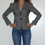 Thumbnail image for Adventures in Alterations: Taking in a Jacket