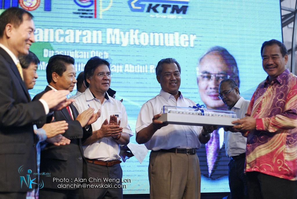 Launch of KTM SCS