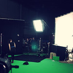 SyFy shoot for Let's Imagine Greater campaign