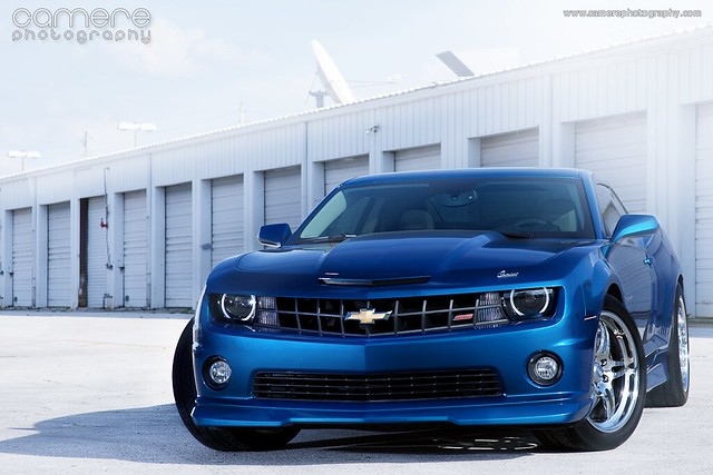 Starling Chevrolet Used Cars Aqua Blue Metallic - 5th Gen 2010 Camaro SS | Flickr ...