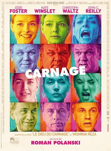 杀戮 Carnage(2011)