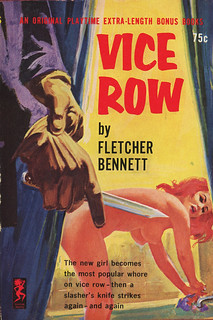 Playtime Books 642 - Fletcher Bennett - Vice Row