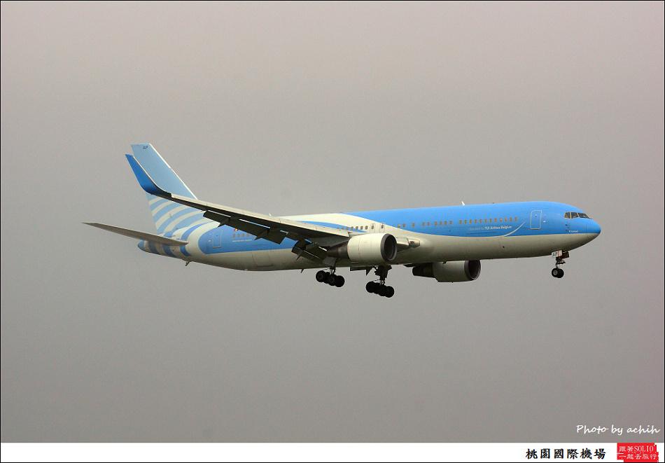 TUI Airlines Belgium OO-JAP客機