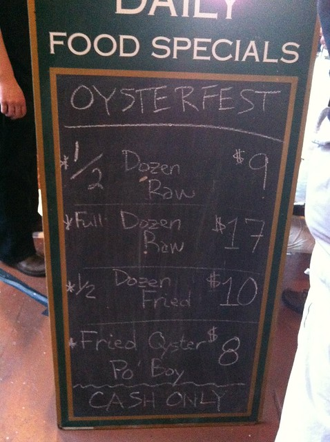 Oyster Fest