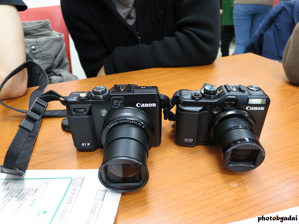 2012.3.11 Canon G1 X vs G10_by S100