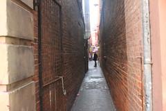 Victoria B.C. Chinatown Alley
