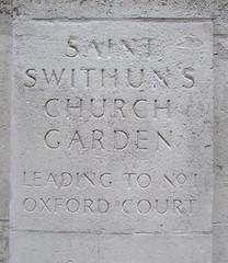 St Swithun