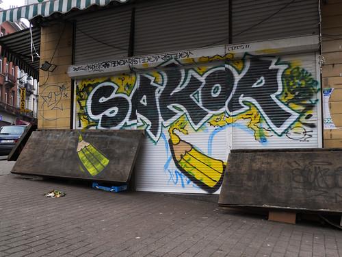 Sakor & crayons
