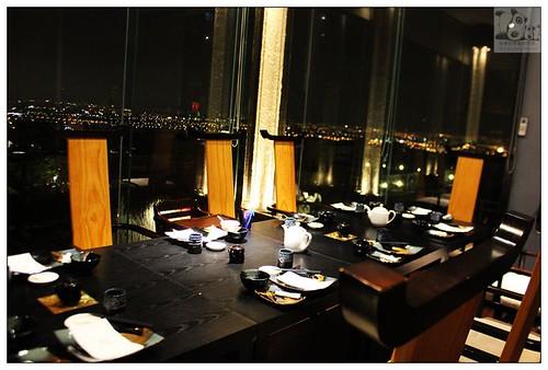 [中部] 景餐廳@清新溫泉度假飯店 - 相遇就像隨機取樣-MY ART