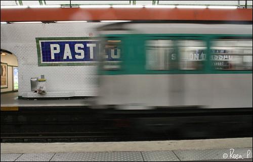 France - Paris - Pasteur