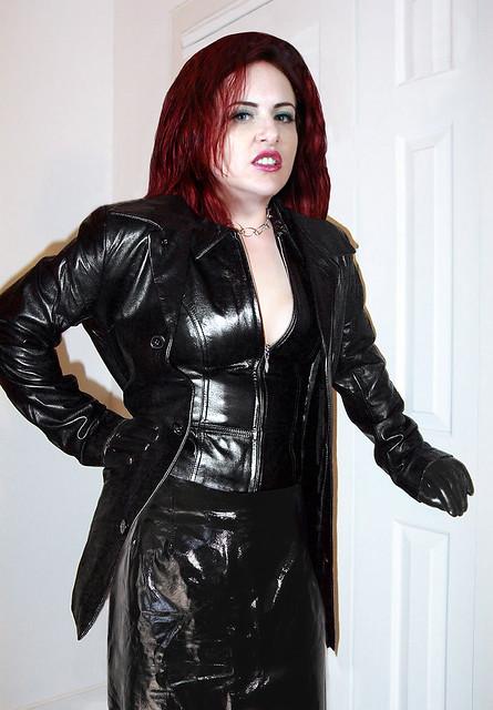 Redhead Leather 54