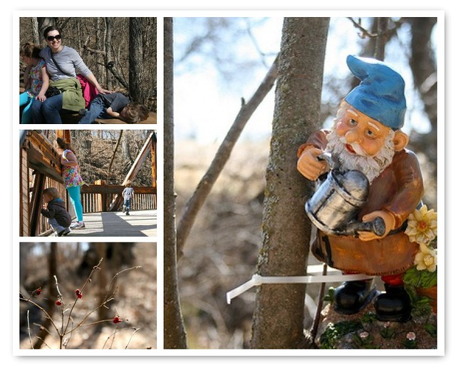 Treehouse Adventure gnome