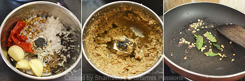 How to make vazhakkai curry - Step1