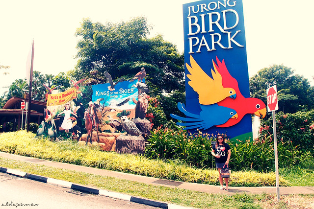 Trip to Jurong Bird Park Singapore
