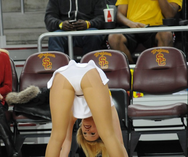USC Song Girl 10 Bent | Flickr - Photo Sharing!