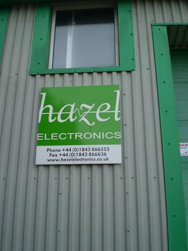 hazel electronics