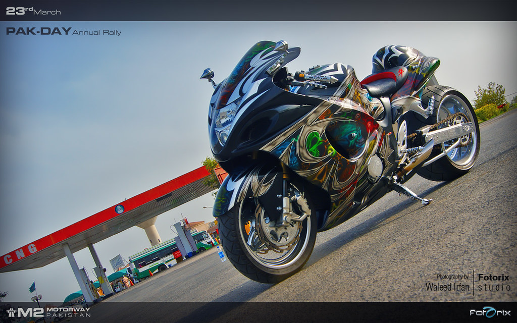 Fotorix Waleed - 23rd March 2012 BikerBoyz Gathering on M2 Motorway with Protocol - 7017496271 025a154040 b