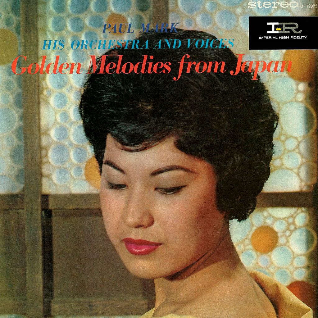 Paul Mark- Golden Melodies From Japan