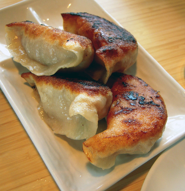 Pan Fried Pork Dumplings-Resized