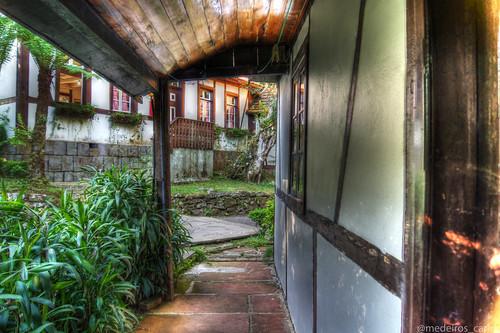 Casa no parque do Imigrante em Nova Petropolis