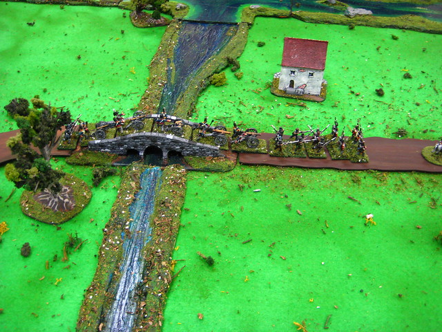Trumpeter Salute 2012: Battle of Queenstown Heights, War of 1812 II