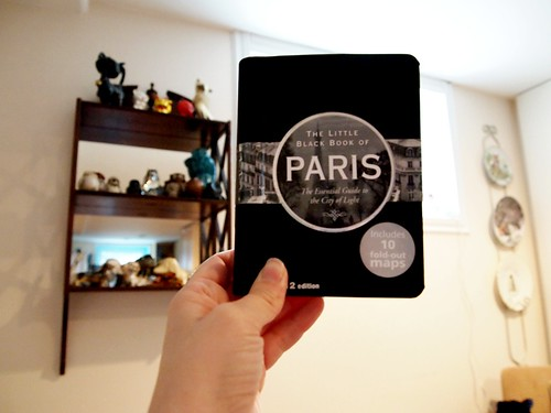 read - Little Black Book of Paris