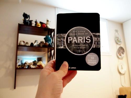 read - Little Black Book of Paris
