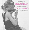 Ella as Audrey Hepburn #3 Ella having a