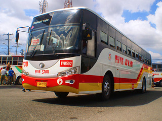 Pangasinan Five Star Bus Co. Inc.