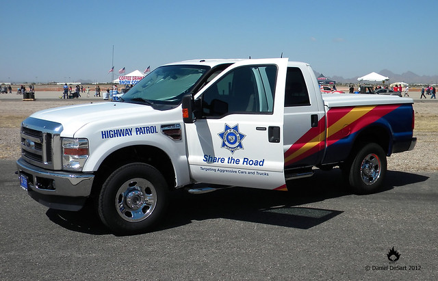 Arizona DPS Patrol Cars  a gallery on Flickr