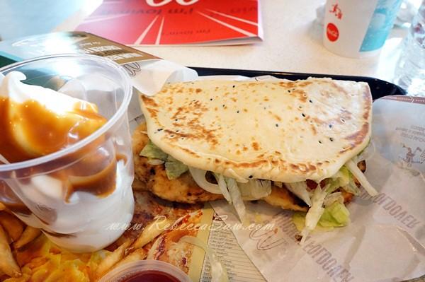 mcdonalds chicken foldover