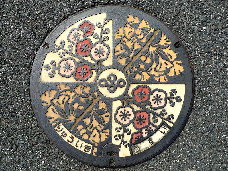 Osaka pref manhole cover2 ????????????