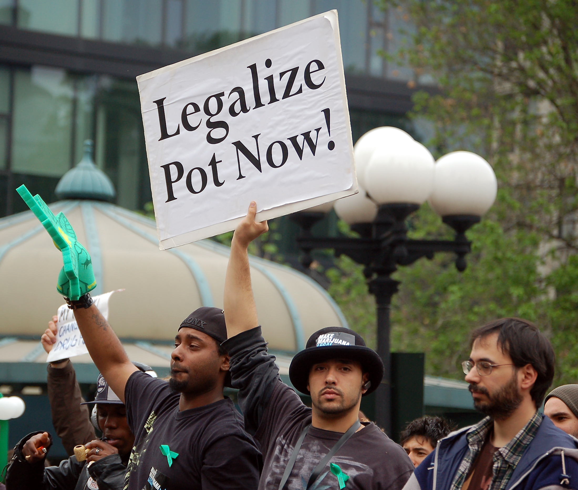 Cannabis Peace March