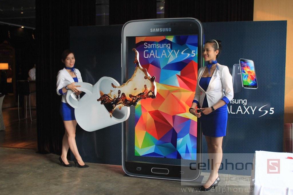 Sforum - Trang thông tin công nghệ mới nhất 13300830255_fbdb66d25d_b Hình ảnh buổi Offline: Trải nghiệm Galaxy S5