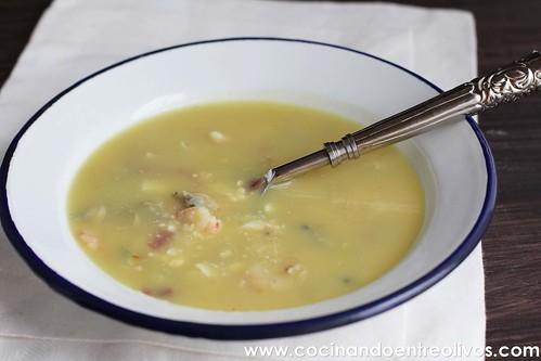 Sopa al cuarto de hora www.cocinandoentreolivos (16)