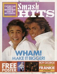Smash Hits, September 27, 1984