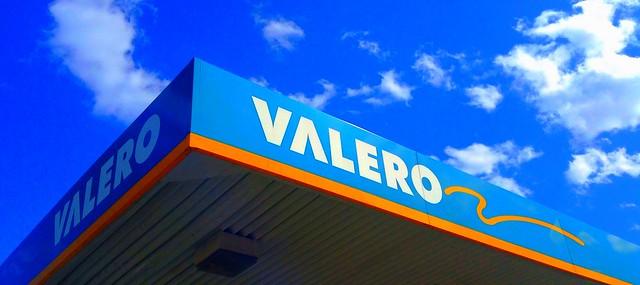 Valero Gas Station Logo Valero | Flickr - Phot...