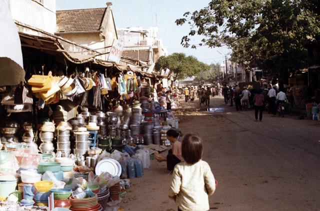 Chu Lai 1971 - Local Ville Stores - Quảng Ngãi