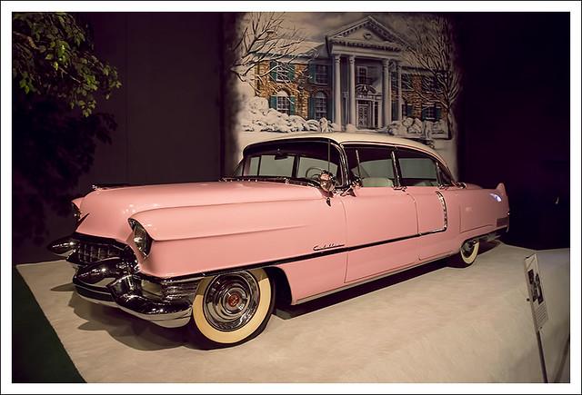 Graceland 19 (Pink Caddilac)