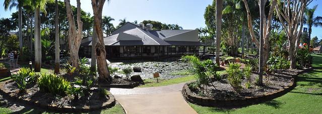 Oaks Oasis lagoon