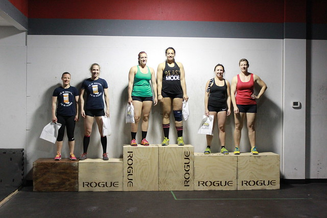 CrossFit Event Results | CrossFit Loudoun VA | April 26, 2014		 (Demo)
