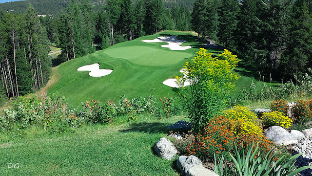 B.C.'s Trickle Creek Golf Resort (tricklecreekgolfresort.com)