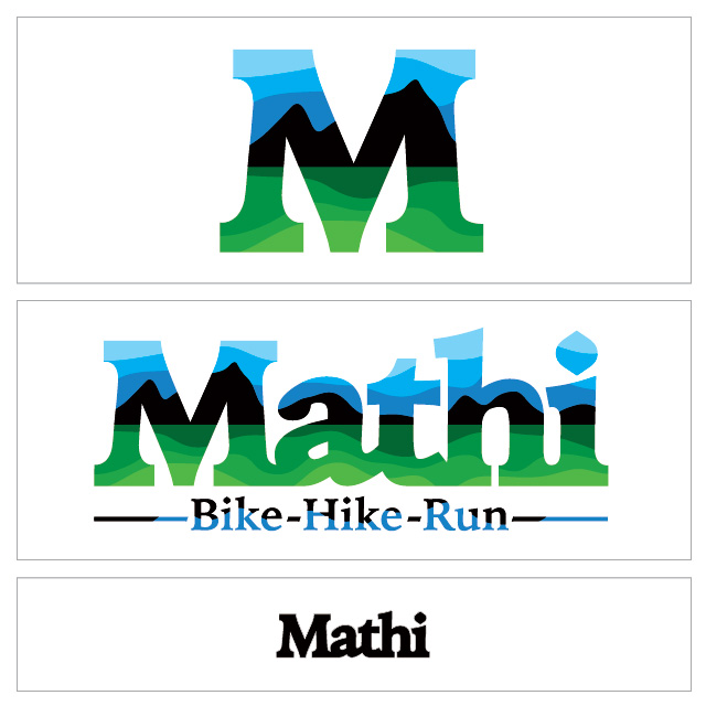 Mathi : Logo Design.