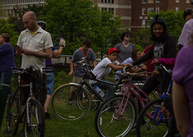 Akron Bike Party