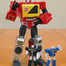Masterpiece Blaster (Transistor) - Robot mode by Floating Cat