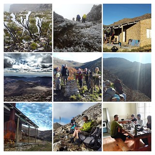 Swartberg Trail collage