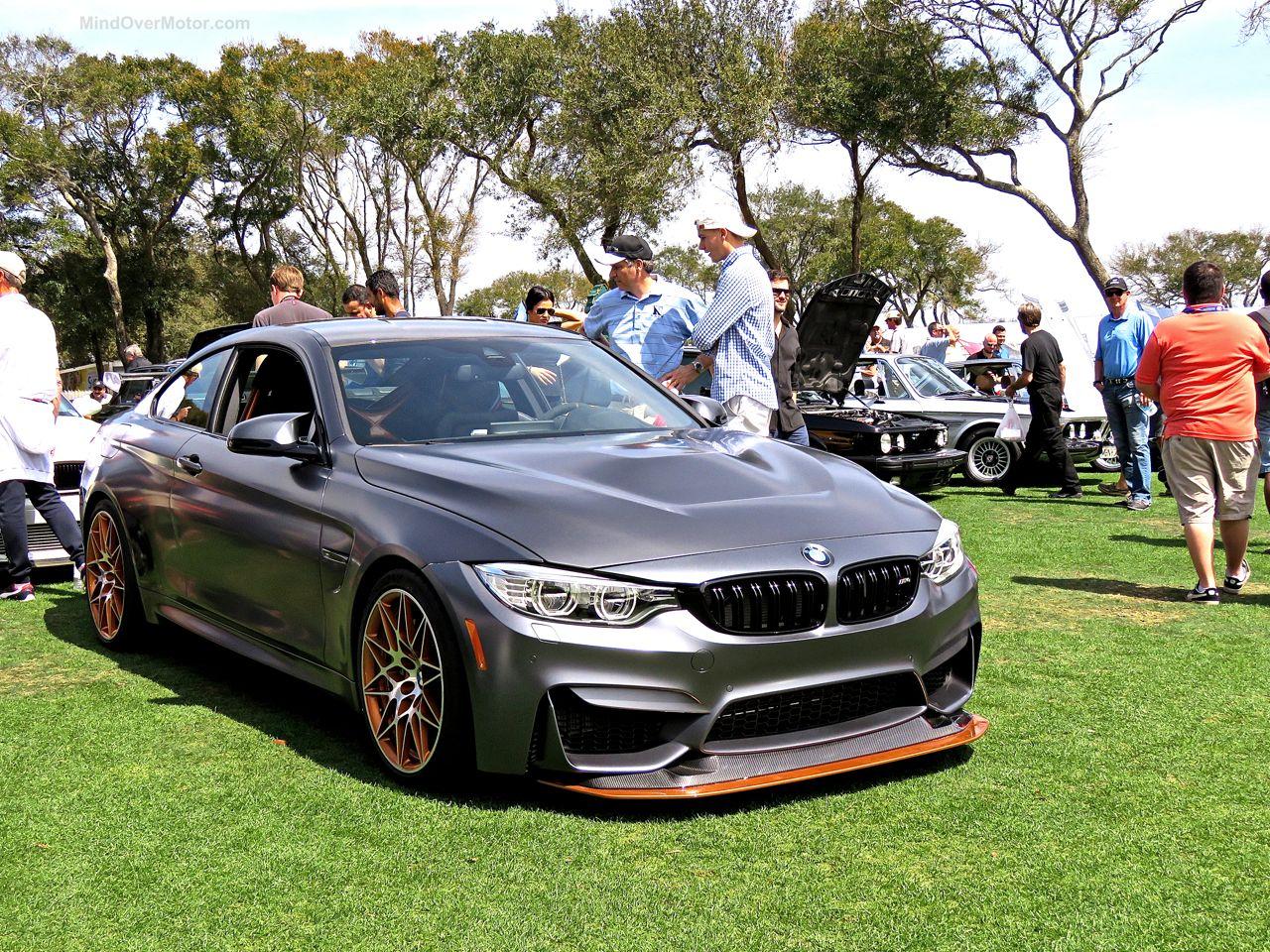 BMW M4 GTS Amelia Island 1