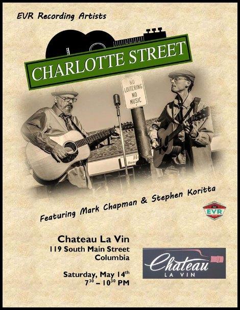 Charlotte Street 5-14-16