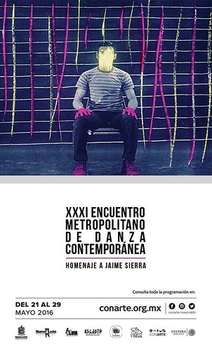 XXXI Encuentro Metropolitano de Danza Contemporánea