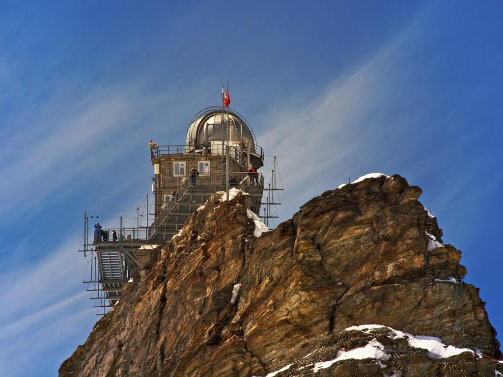 Sphinx Observatory, Jungfraujoch